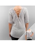Hailys T-Shirt Annie gris