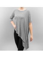 Hailys T-Shirt manches longues Jenna gris