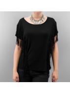 Hailys T-Shirt Fili Summer noir