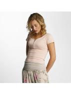 Hailys T-shirt Pia rosa chiaro