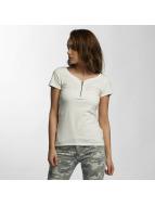 Hailys T-Shirts Pia beyaz