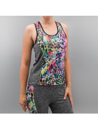 Hailys Top Sally Sport multicolore