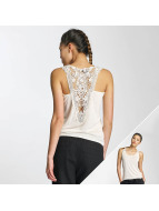 Hailys Top Cami Farah white