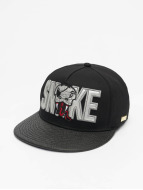 Hands of Gold Snapback Cap Snake nero