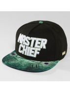 Hands of Gold Snapback Caps Master Chief čern