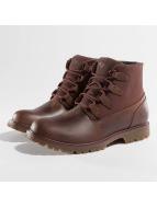 Helly Hansen Cordova Boots Brunette/Red Brown