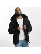 Helvetica Winter Jacket Expedition Black Edition black