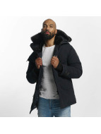 Helvetica Winter Jacket Expedition Black Edition blue
