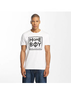 Homeboy T-shirt Take You Home bianco