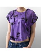 Hoodiebuddie T-Shirt Party Line violet