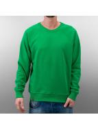 HQ trui Raglan groen