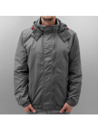HQ Veste demi-saison Break Windbreaker gris