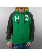 HQ Zip Hoodie Zip Mike зеленый