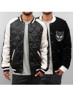 HUF Демисезонная куртка HUFJK53005 черный
