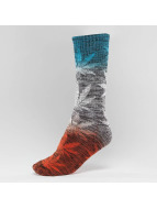 HUF Chaussettes Dippin Plantlife Crew multicolore
