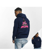 HUF Hoodie Dimensions Triangle blue