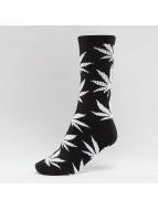 HUF Socken Plantlife Crew schwarz