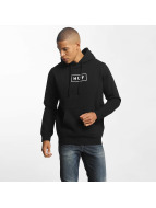HUF Sweat capuche Bar Logo noir