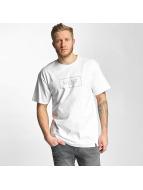 HUF T-shirt Bar Logo bianco