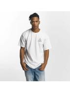HUF T-Shirt Roses Triple Triangle blanc