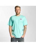 HUF T-Shirt Dimensions blau
