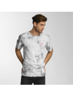 HUF T-Shirt Pink Panther Triple Triangle Apparel gris