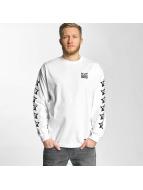 HUF T-Shirt manches longues Chliche X Huf blanc