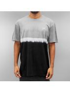 HUF t-shirt Stripe Wash zwart