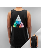 HUF Tank Tops Triangle Prism musta