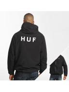 HUF Veste mi-saison légère Standard Shell noir