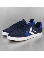 Hummel Sneaker Slimmer Stadil Duo blau