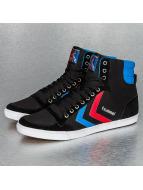 Hummel Sneaker Slimmer Stadil High Canvas schwarz