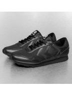 Hummel Sneaker Reflex Total Tonal Low schwarz