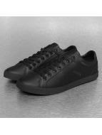 Hummel Sneaker Deuce Court Tonal Low schwarz