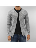 Humör Cardigan Lead Knit grey