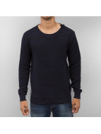 Humör Jumper Snowy Knit blue