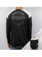 Humör T-Shirt manches longues Tristan noir