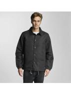 HYPE Демисезонная куртка Placement Coach черный