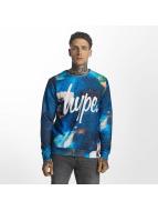 HYPE Пуловер Exposed Space Aop цветной
