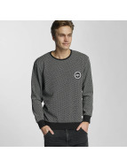 HYPE Пуловер Aliminium черный