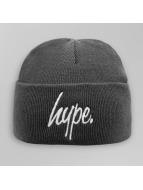 HYPE Beanie Script gris