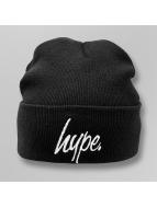 HYPE Beanie Script schwarz
