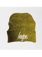 HYPE Beanie Script yellow