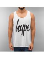 HYPE Débardeurs Hype Script Vest blanc