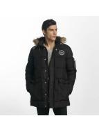 HYPE Manteau hiver Explorer Puffa noir