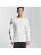 HYPE Pitkähihaiset paidat Crest valkoinen