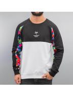 HYPE Pullover Neon Reef noir