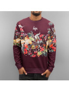 HYPE Pullover English Woodland rouge