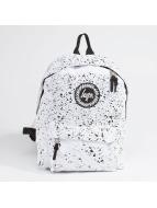 HYPE Rucksack Speckle weiß