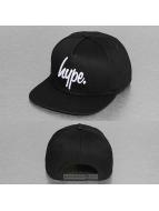HYPE Snapback Caps Script czarny
